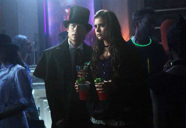 Elena Damon The Five