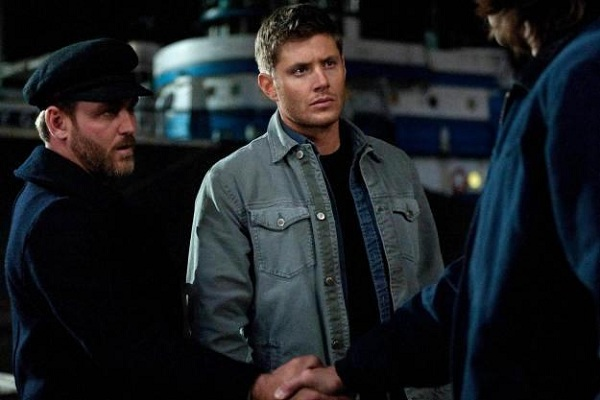 Supernatural Blood Brother