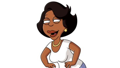 cleveland show donna