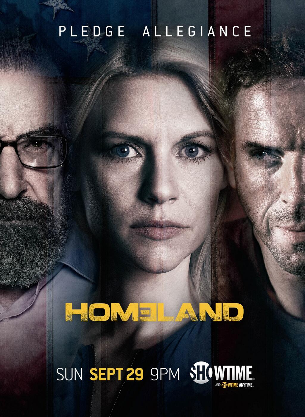 showtime homeland