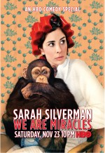 Sarah Silverman: We Are Miracles to Premiere November 23rd on HBO