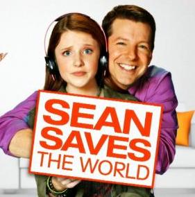 Sean saves the world