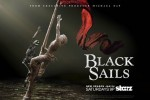 Black Sails Season 2 to Premiere Saturday, January 24th on Starz