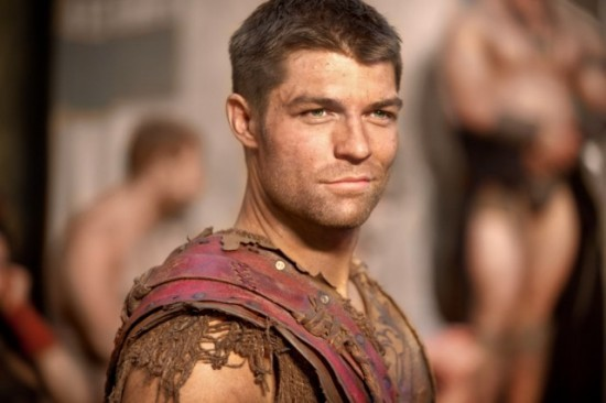 Spartacus Vengeance Top 10 TV