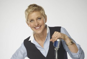 AMERICAN IDOL: Ellen Degeneres. CR: Michael Becker / FOX