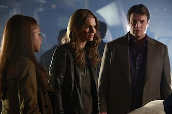 PENNY JOHNSON JERALD, STANA KATIC, NATHAN FILLION