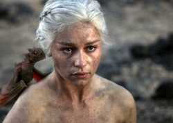 A Clash of Kings - Daenerys Targaryen
